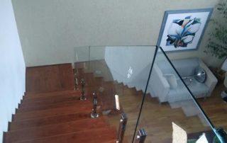 Corrimão de Vidro em São Vicente