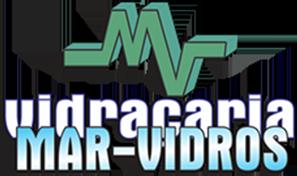 Mar vidros Vidraçaria Logo