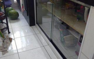 Vidro Temperado em São Vicente
