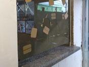 Guichês de Vidro em São Vicente